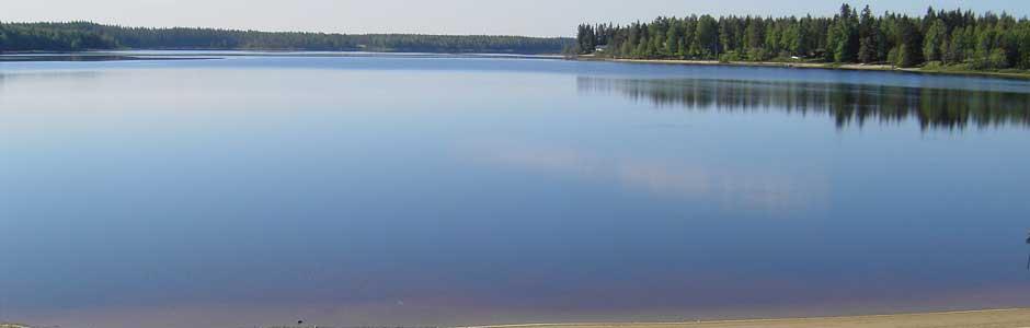 Blikstille sø